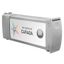 Remanufactured Replacement Ink Cartridge for Hewlett Packard C4940A (HP 83) Black
