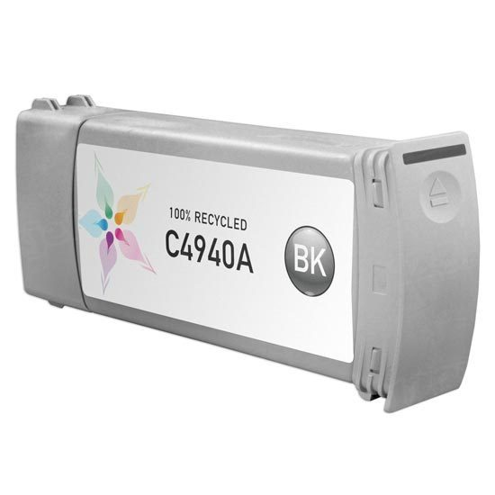 Remanufactured Replacement Black Ink for HP 83
