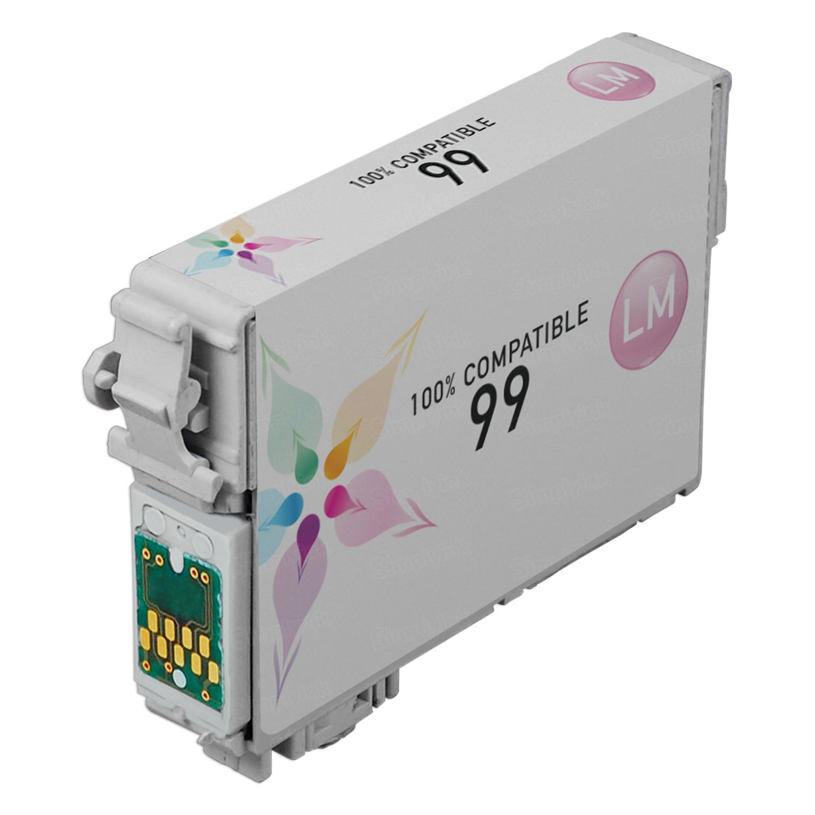 Epson Remanufactured T099620 Light Magenta Inkjet Cartridge for the Artisan 700, 800