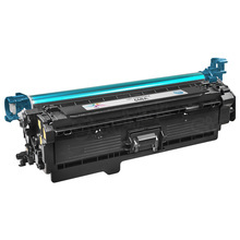 Remanufactured Replacement for HP CE261A (648A) Cyan Laser Toner Cartridge