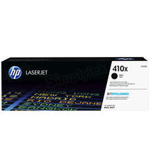 OEM HP 410X High Yield Black Laser Toner (CF410X)