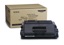 Xerox 106R01370 (106R1370) Black OEM Laser Toner Cartridge