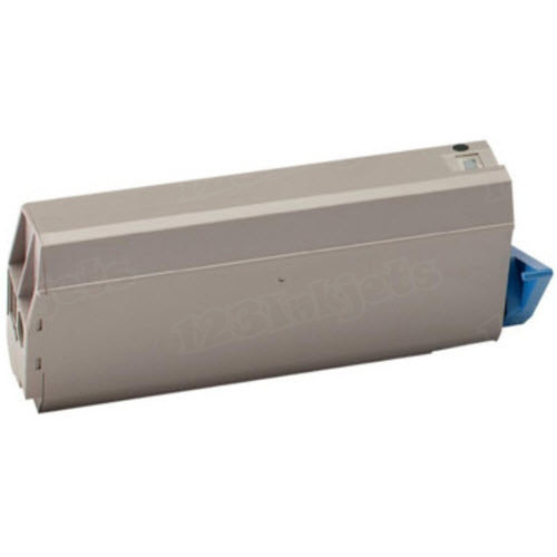 OEM Okidata 44947307 Cyan Toner Cartridge