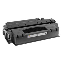 Compatible Brand Replacement for HP Q7553X (53X) High Yield Black Laser Toner Cartridge