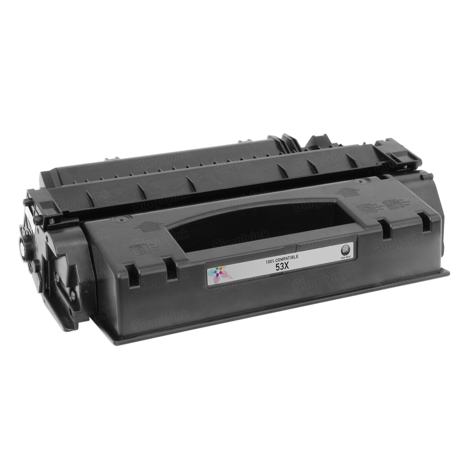 Compatible Brand HY Black Laser Toner for HP 53X