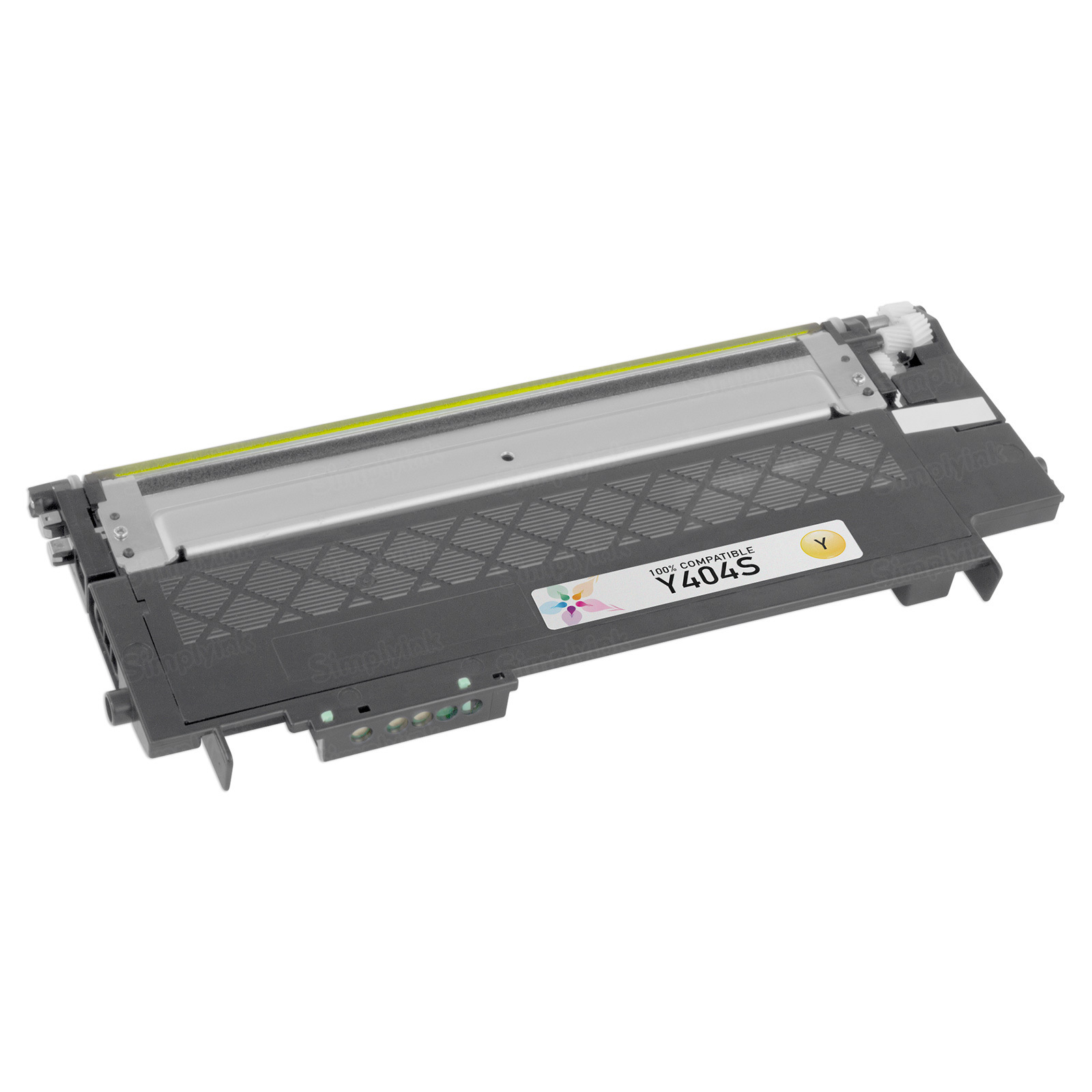 Compatible Yellow Toner for Samsung Y404S