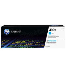 OEM HP 411X High Yield Cyan Laser Toner (CF411X)