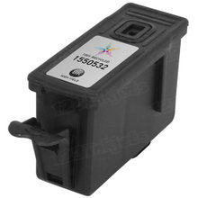 Compatible Kodak 1550532 (#30XL) Pigment-Based Black Ink Cartridges