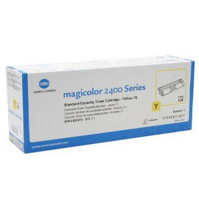 1710587 Yellow Toner for Konica Minolta