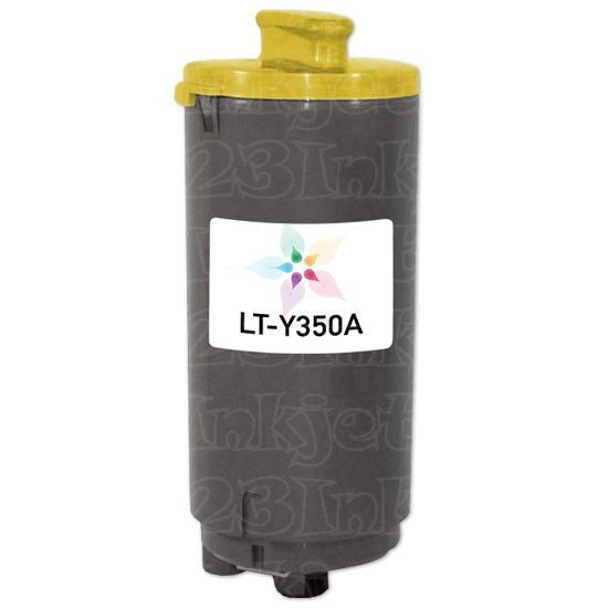 Compatible Alternative CLP-Y350A Yellow Toner
