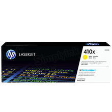 OEM HP 412X High Yield Yellow Laser Toner (CF412X)