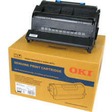 Okidata OEM Black 45488801 Toner Cartridge 18K Page Yield