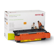 Xerox Premium Remanufactured Replacement Yellow Toner for the HP CF032A (646A) u2013 Made in the U.S.