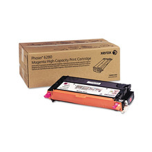 Xerox 106R01393 (106R1393) High Yield Magenta OEM Laser Toner Cartridge