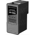 Sharp UX-C80B Black OEM Ink Cartridge