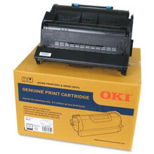 Original High Yield Black Laser Toner Cartridge for Okidata 45488901 25K Page Yield