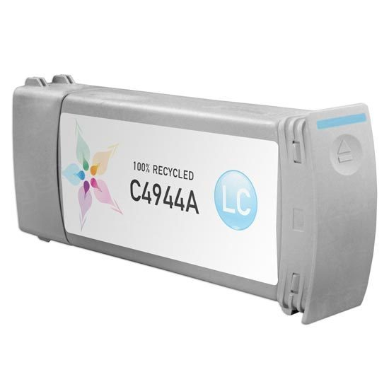 Remanufactured Replacement Light Cyan Ink for HP 83