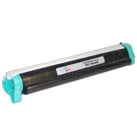 Okidata Compatible 43502301 Black Toner