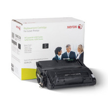 Xerox Premium Remanufactured Replacement Black Toner for the HP Q5942A (42A) u2013 Made in the U.S.