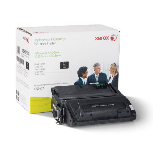 Xerox Remanufactured Black Laser Toner for Hewlett Packard Q5942A