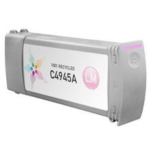 Remanufactured Replacement Ink Cartridge for Hewlett Packard C4945A (HP 83) Light Magenta