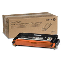 Xerox 106R01391 (106R1391) Black OEM Laser Toner Cartridge