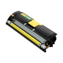 Konica Minolta 1710587-005 OEM High Yield Yellow Toner