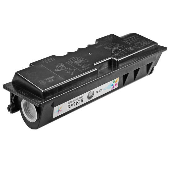 Kyocera Mita Compatible TK18 Black Toner Cartridge