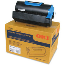 Okidata OEM Black 45460508 Toner Cartridge 18K Page Yield