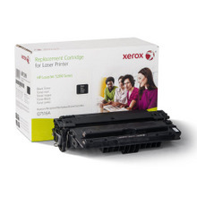Xerox Premium Remanufactured Replacement Black Toner for the HP Q7516A (16A) u2013 Made in the U.S.