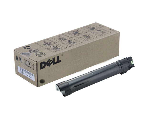 Original 72MWT Black Toner for Dell C7765dn