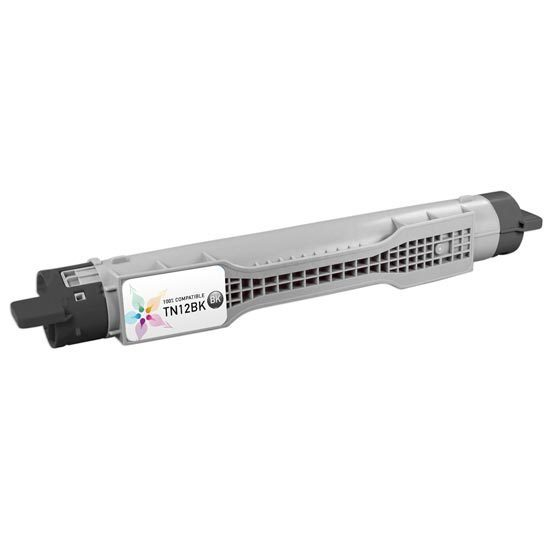 Brother Compatible TN12BK Black Toner for the HL-4200CN