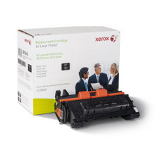 Xerox Premium Remanufactured Replacement Black Toner for the HP CC364A (64A) u2013 Made in the U.S.