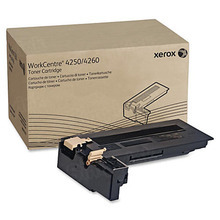 OEM (106R02650) Black Toner for Xerox WorkCentre 4250/4260 (25,000 Page Yield)