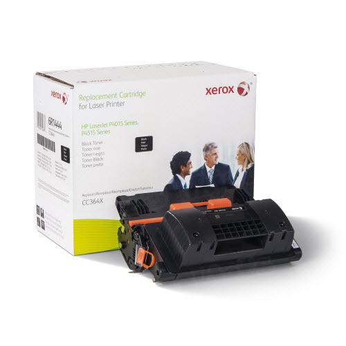 Xerox Remanufactured HY Black Laser Toner for Hewlett Packard CC364X