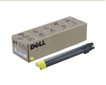 Original JD14R Yellow Toner (332-1875) for Dell C7765dn, 15,000 Yield