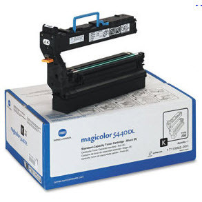 1710602-006 High Yield Yellow Toner for Konica Minolta