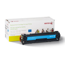 Xerox Premium Remanufactured Replacement Cyan Toner for the HP CE321A (128A) u2013 Made in the U.S.