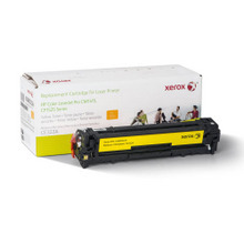 Xerox Premium Remanufactured Replacement Yellow Toner for the HP CE322A (128A) u2013 Made in the U.S.