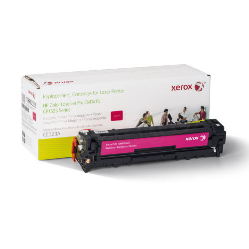 Xerox Remanufactured Magenta Laser Toner for Hewlett Packard CE323A