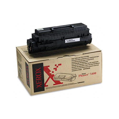 Xerox 106R00462 (106R462) HY Black OEM Toner Cartridge
