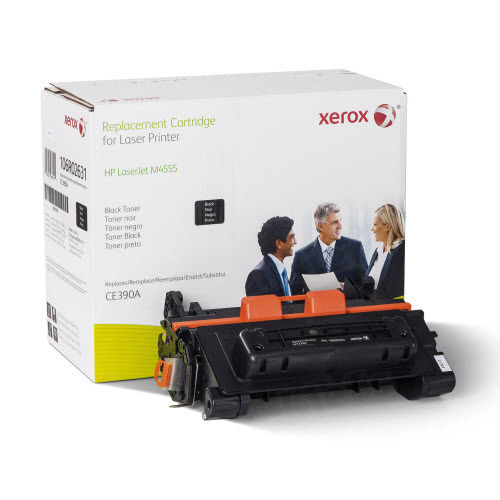 Xerox Remanufactured Black Laser Toner for Hewlett Packard CE390A
