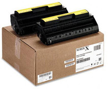 OEM (013R00609) Black Toner for Xerox Faxcentre F110 (6,000 Page Yield) 2-Pack