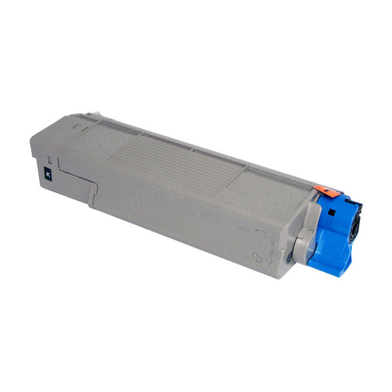 OEM Okidata 43381904 Black Toner Cartridge