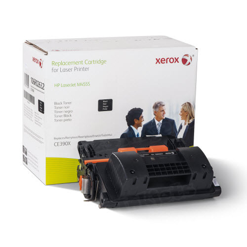 Xerox Remanufactured HY Black Laser Toner for Hewlett Packard CE390X