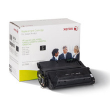 Xerox Premium Remanufactured Replacement Black Toner for the HP Q1338A (38A) u2013 Made in the U.S.