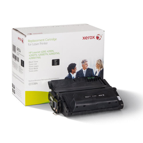 Xerox Remanufactured Black Laser Toner for Hewlett Packard Q1338A