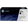 Original HP Q7553A (53A) Black Toner