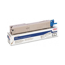 Original High Yield Black Laser Toner Cartridge for Okidata 43459304 2.5K Page Yield