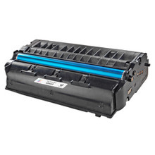 Compatible Ricoh 406465 High Yield Black Laser Toner Cartridges for the Ricoh